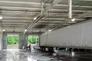interstate truck wash