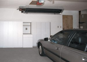 residential garage heater